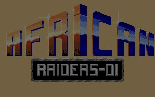 African Raiders-01 (1989) image
