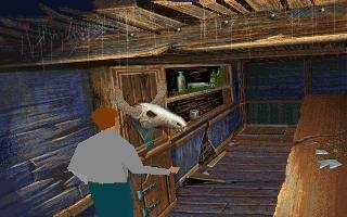 Alone In The Dark 3 Clone Dos Ms Dos Rom Download Wowroms Com