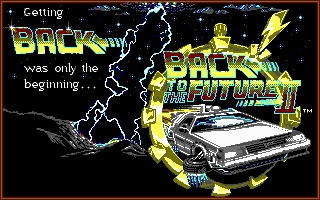 Back to the Future Part II (1990) image