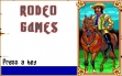 Логотип Emulators Buffalo Bill's Wild West Show (1992)