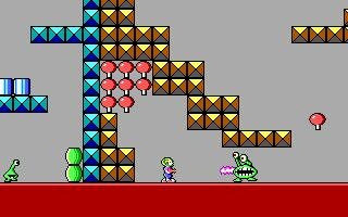 COMMANDER KEEN 1 - MAROONED ON MARS - DOS (Ms-Dos) rom download