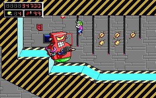 COMMANDER KEEN 5 - THE ARMAGEDDON MACHINE - DOS (Ms-Dos) rom