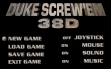 Logo Emulateurs Duke Screw 'Em 38D (1997)