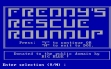 logo Emulators Freddy's Rescue Roundup (1984)