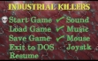 Logo Emulateurs Industrial Killers (1995)