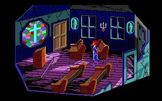 LAURA BOW 1 - THE COLONEL'S BEQUEST - DOS (Ms-Dos) rom download