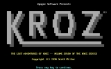 logo Emulators Lost Adventures of Kroz (1990)