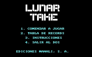 Lunar Take (1989) image