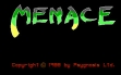 Логотип Emulators Menace (1989)