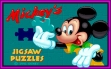 logo Emulators Mickey's Jigsaw Puzzles (1991)