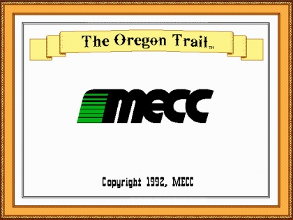 OREGON TRAIL DELUXE, THE image