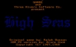 logo Emulators RALPH BOSSON'S HIGH SEAS