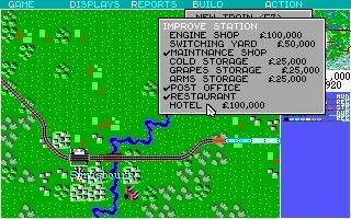 SID MEIER'S RAILROAD TYCOON - DOS (Ms-Dos) rom download
