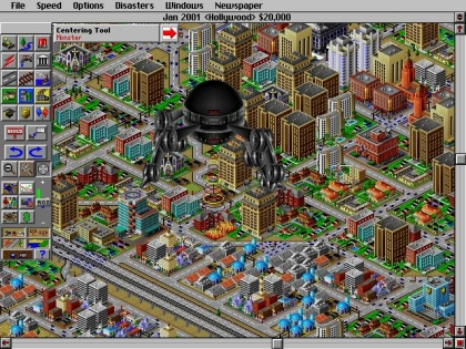 SIMCITY 2000: CD COLLECTION - DOS (Ms-Dos) rom download