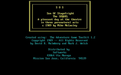 SON OF STAGEFRIGHT image
