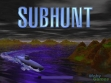 Logo Emulateurs Subhunt (1997)