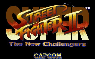 Super Street Fighter Ii 1996 Dos Ms Dos Rom Download