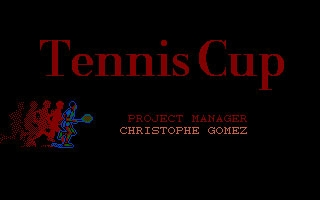 Tennis Cup (1990) image