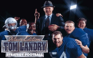 TOM LANDRY STRATEGY FOOTBALL image