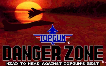 Top Gun Danger Zone (1991) image