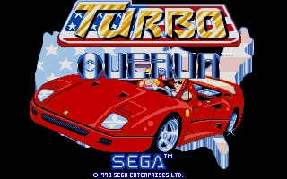 Turbo Out Run (1990) image