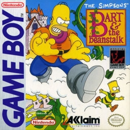 Simpsons The Bart No Jack To Mame No Ki Japan Nintendo Gameboy Gb Rom Download Wowroms Com