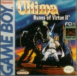 Логотип Emulators Ultima - Ushinawareta Runes II (Japan)