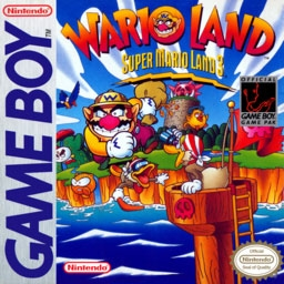 Wario Land - Super Mario Land 3 (World) - Nintendo Gameboy