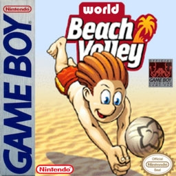 World Beach Volley - 1991 GB Cup (Japan) image