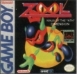 logo Emulators Zool - Ninja of the 'Nth' Dimension (Europe)