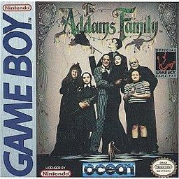 Addams Family, The (Europe) (En,Fr,De) image