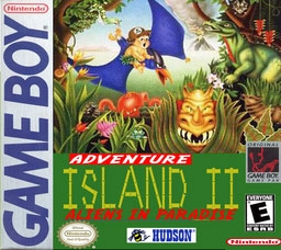 Adventure Island II - Aliens in Paradise (USA, Europe) image