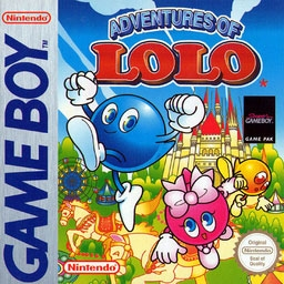 Adventures of Lolo (Europe) (SGB Enhanced) image