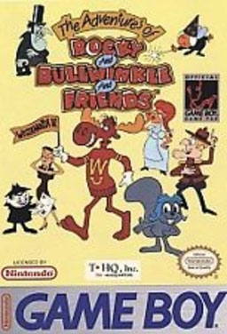 Adventures of Rocky and Bullwinkle and Friends, The (USA) image