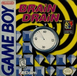 Brain Drain (USA) (SGB Enhanced) image