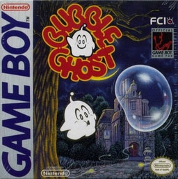 Bubble Ghost (USA, Europe) image