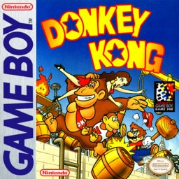Donkey Kong World Rev A Sgb Enhanced Nintendo Gameboy Gb Rom Download Wowroms Com