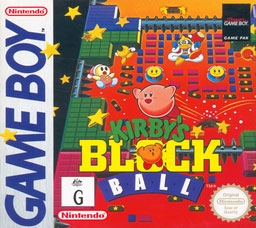 Kirby's Block Ball (USA, Europe) (SGB Enhanced) image