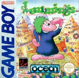 Lemmings (Europe) image