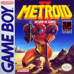 metroid ii return of samus rom color