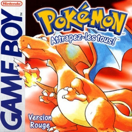 rom pokemon rouge feu nds