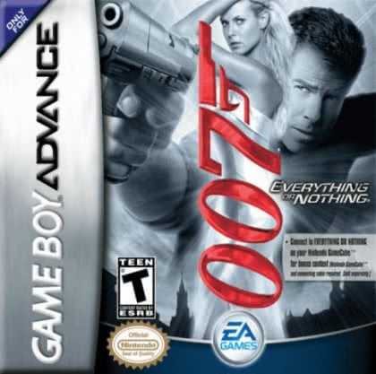 007 : Everything or Nothing [Japan] image