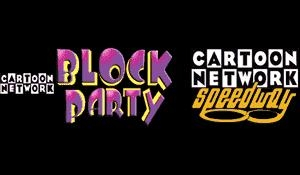 2 Games in 1 : Cartoon Network Block Party + Cartoon Network Speedway [USA] image