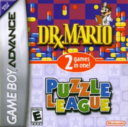 2 Games in One! - Dr. Mario + Puzzle League [USA] image