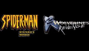 2 in 1 Game Pack - Spider-Man - Mysterio's Menace  [USA] image