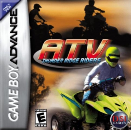 ATV - Thunder Ridge Riders [Europe] image