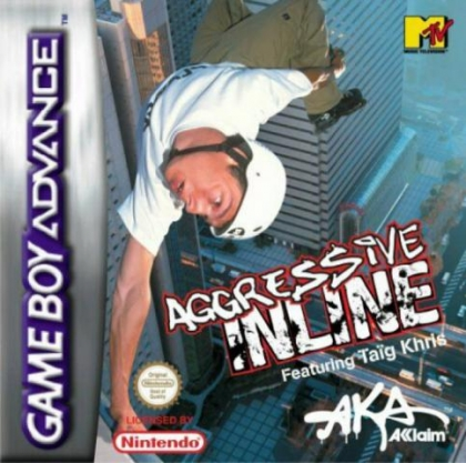 Aggressive Inline [Europe] image