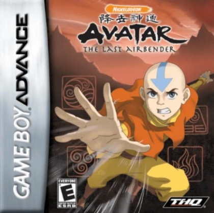 Avatar the last airbender gba portugues download.