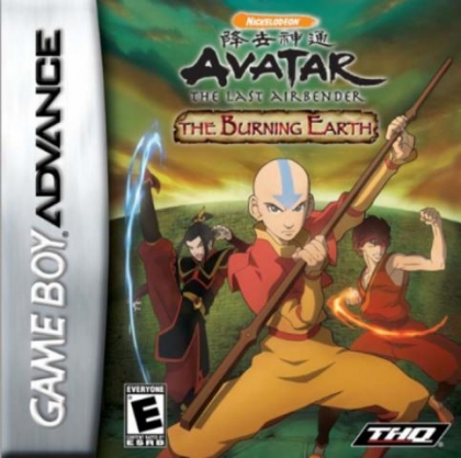 Avatar : The Legend of Aang, The Burning Earth [Europe] image