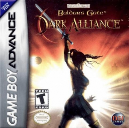 Baldur's Gate : Dark Alliance [USA] image